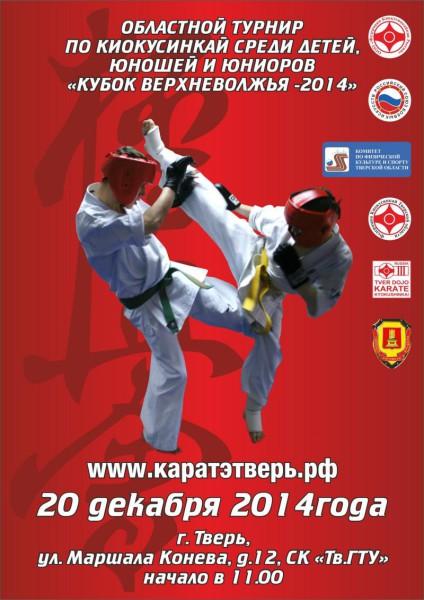 Кубок Верхневолжья 2014